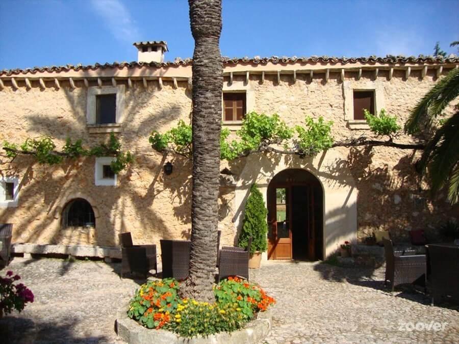 Alojamiento de agroturismo con encanto en Mallorca