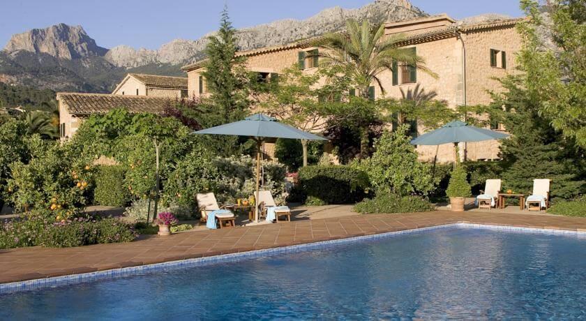 Hotel rural con encanto en Mallorca