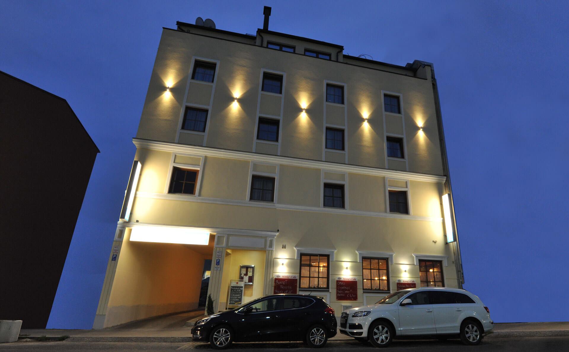 Hotel bueno en Viena