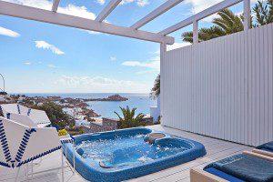5 hoteles en mykonos con jacuzzi al aire libre - Jacuzzi aire libre ...