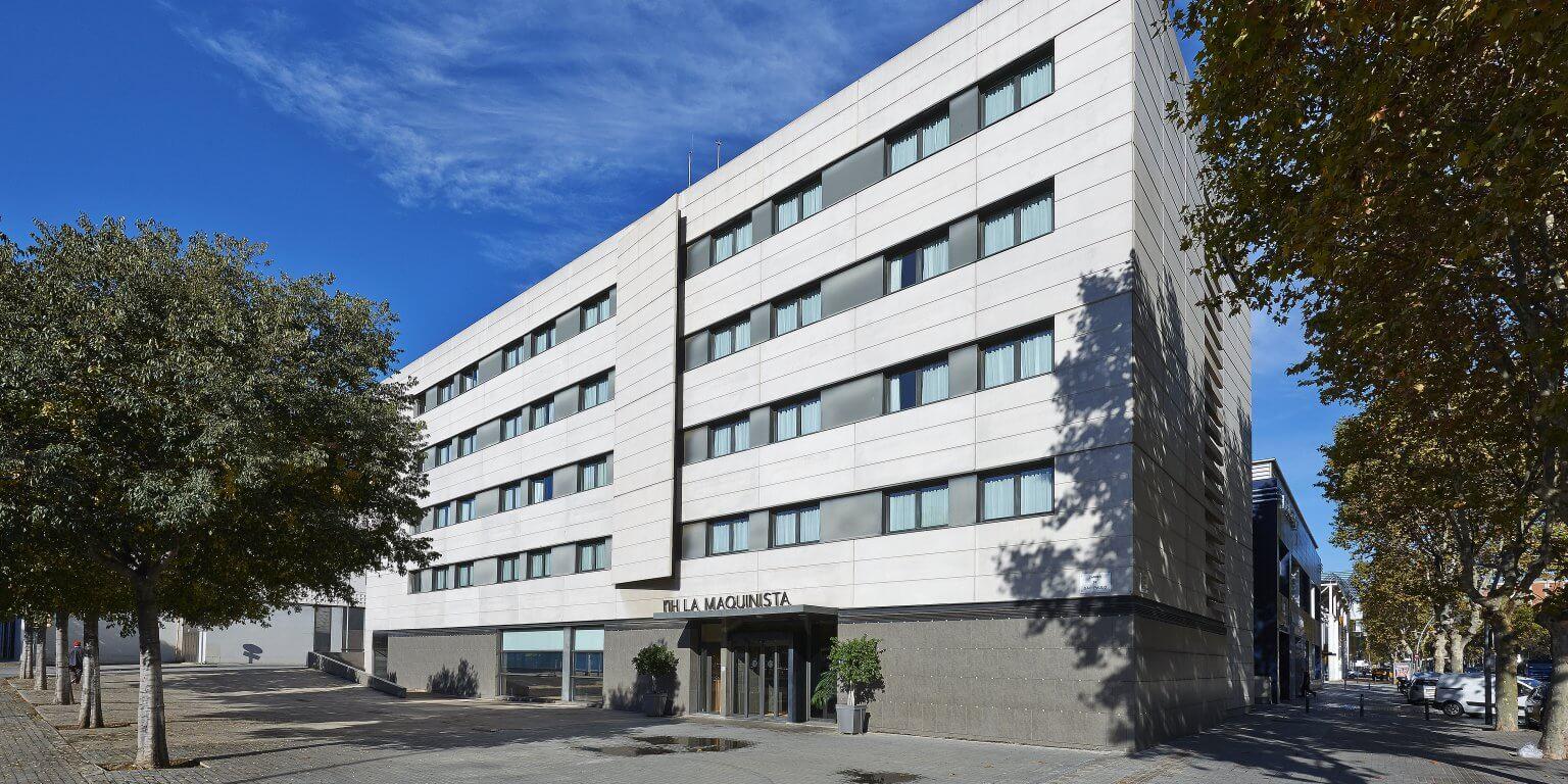 NH ofrece hoteles buenos y baratos en Barcelona