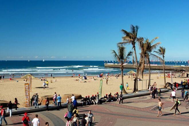 Dónde dormir en Durban
