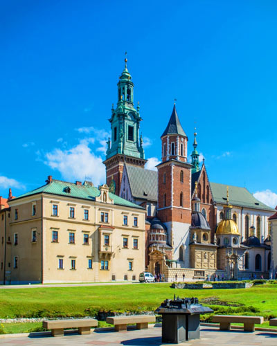 Krakow Historic Centre