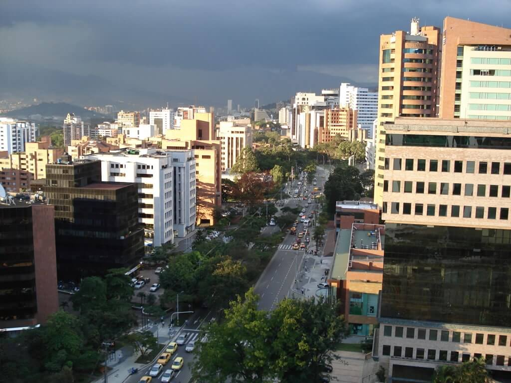 Best area to stay in Medellin