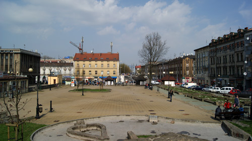 Podgorze Krakow