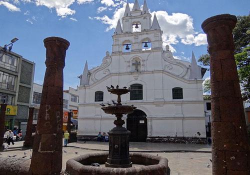 la candelaria Medellin