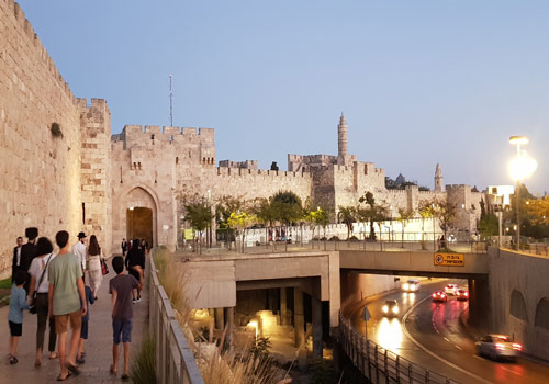 The Old City Jerusalem