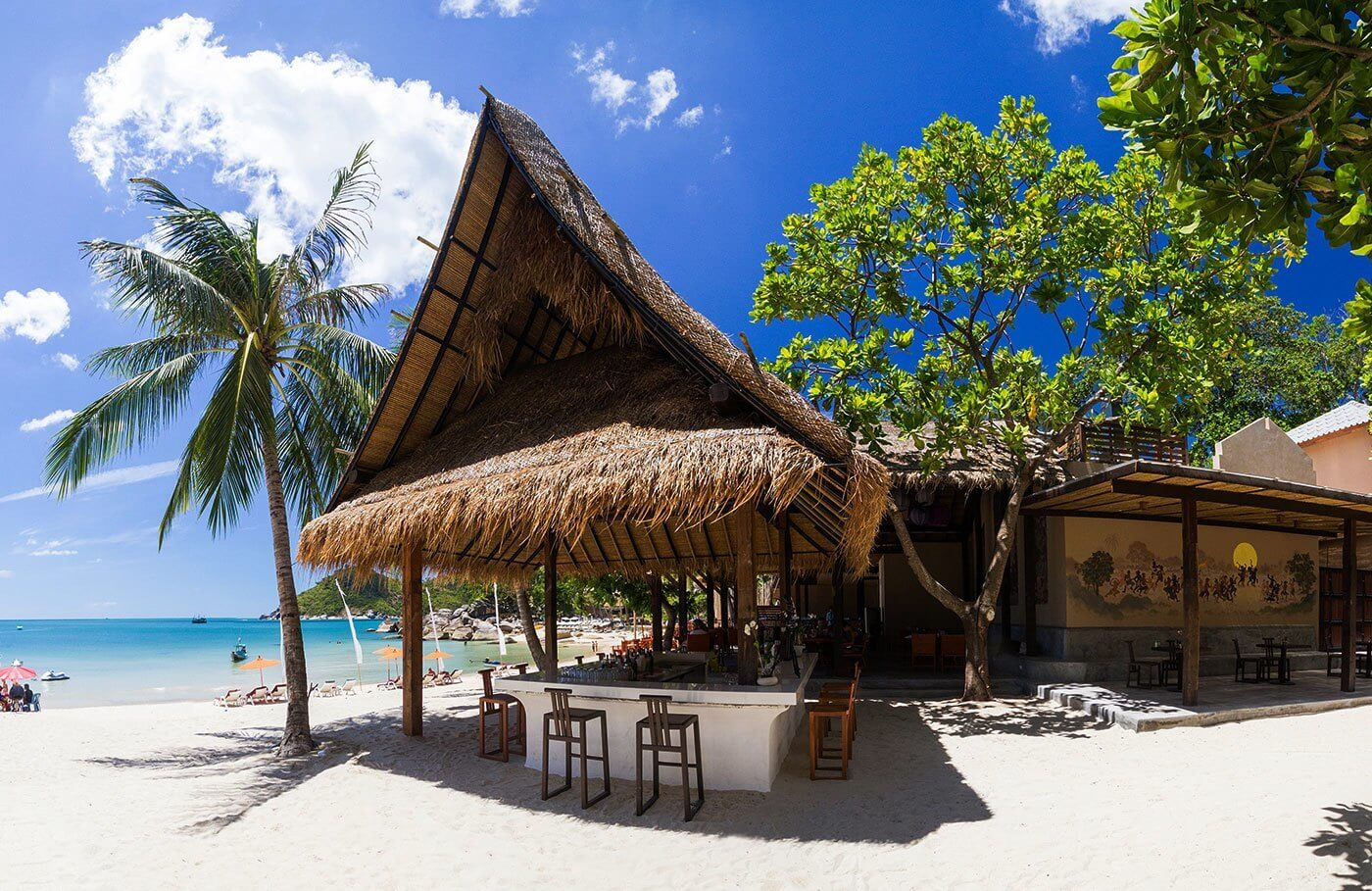 Best area to stay in Koh Phangan