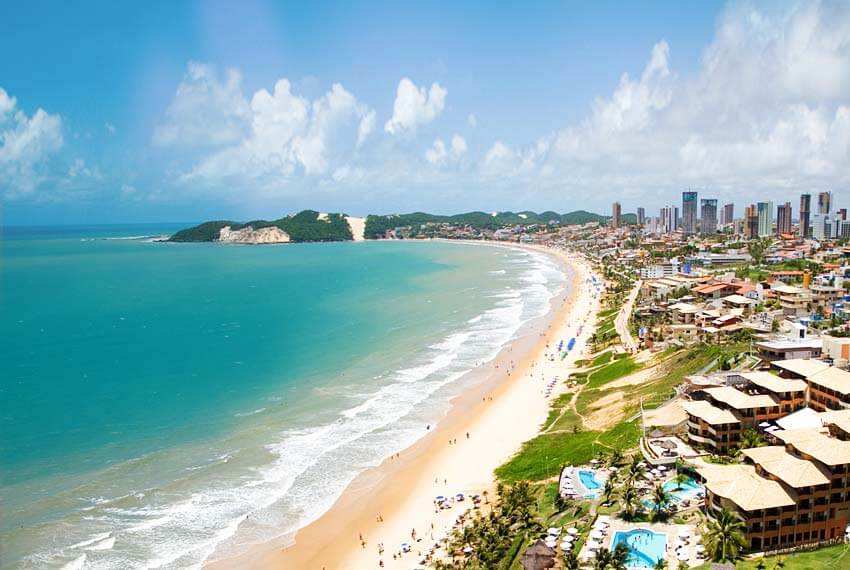 Ponta Negra, the best place to stay in Natal