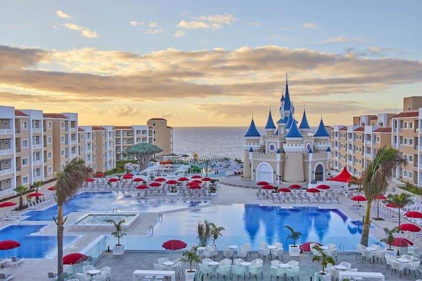 Bahia Principe Fantasia Tenerife, el mejor hotel para niños en Tenerife