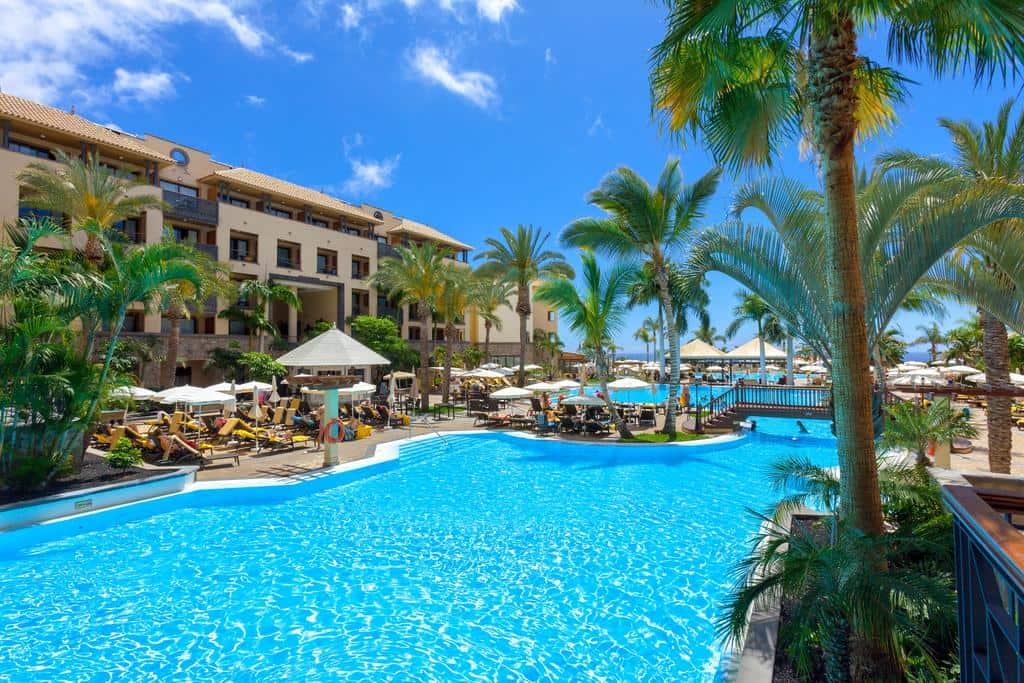 GF Gran Costa Adeje, Un hotel para ir con niños en Tenerife con una buena relación calidad-precio