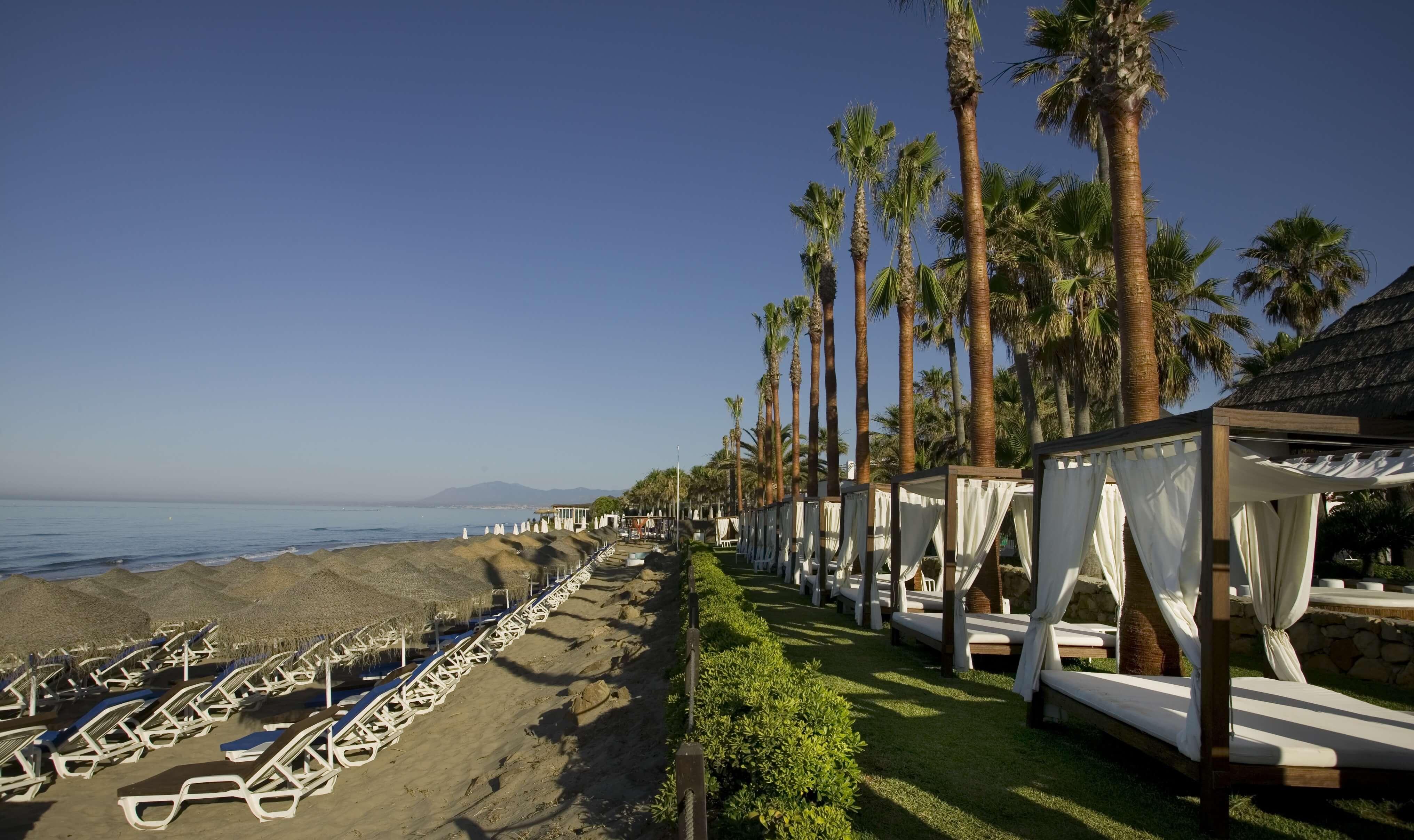 Mejor resort de lujo en Marbella