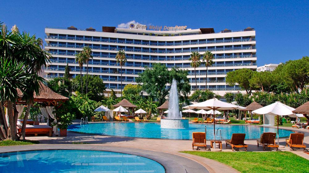Hotel de lujo en el centro de Marbella