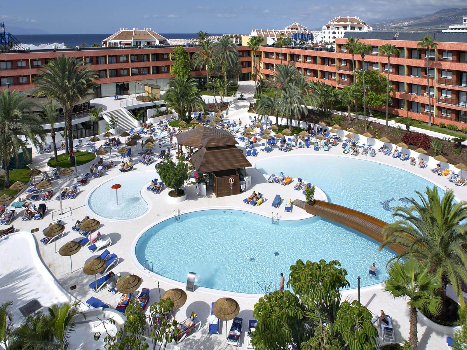 Hotel temático para niños en Tenerife, el mejor hotel para niños en Playa de las Américas