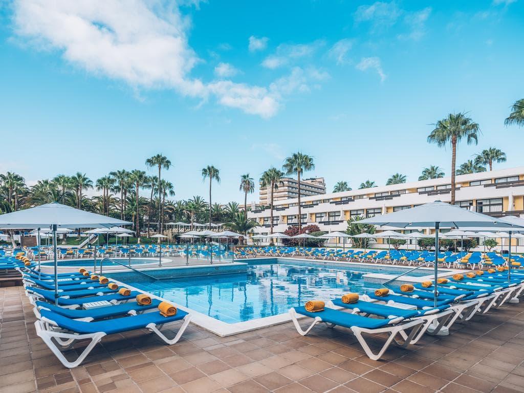 Hotel Iberostar Las Dalias, Un hotel familiar en Tenerife con muchas actividades de animación