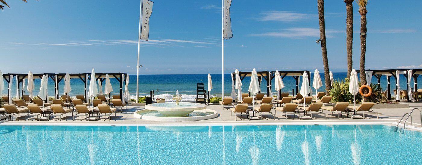 Mejor hotel 5 estrellas de Marbella