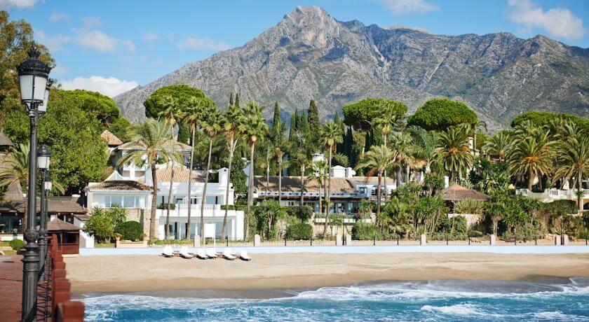 Mejor hotel exclusivo de Marbella