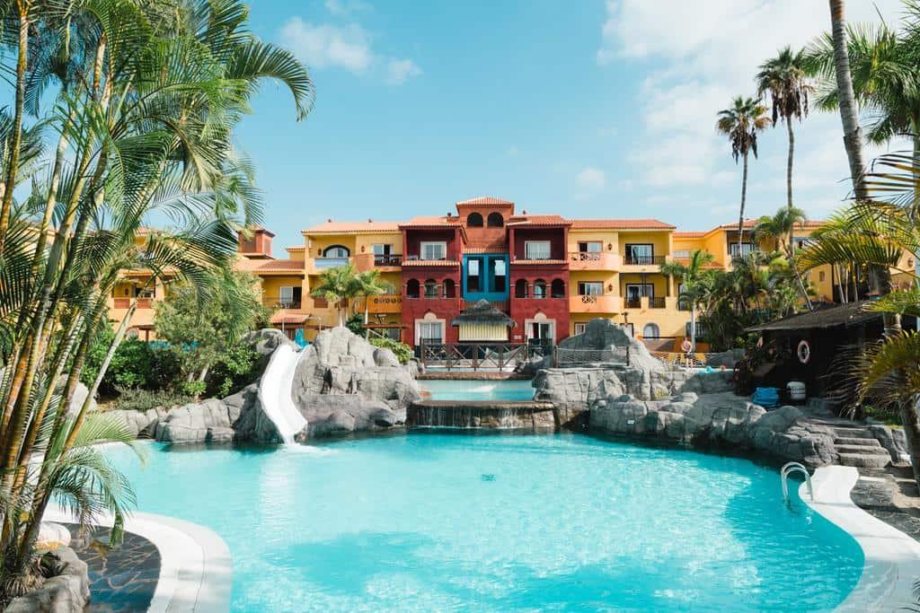 Europe Park Club, Un hotel todo incluido para unas vacaciones con niños en Tenerife
