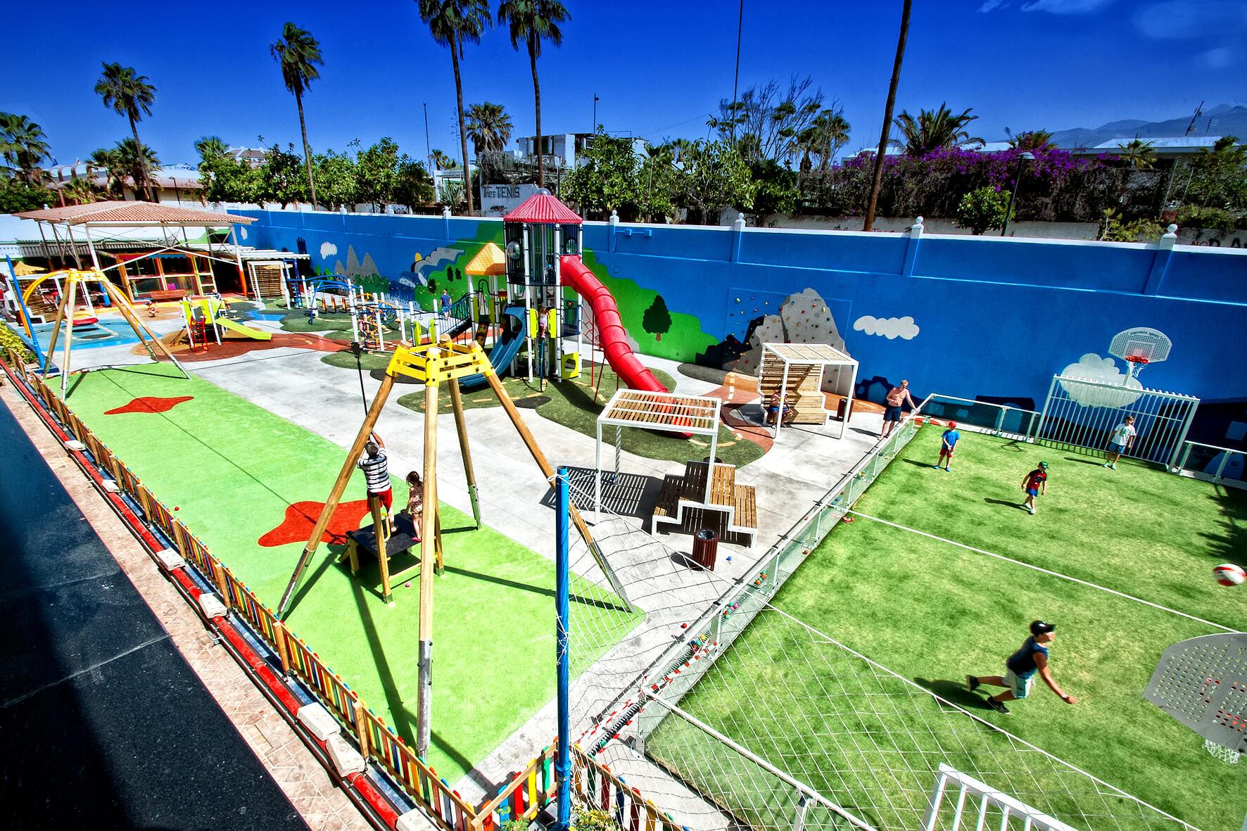 Spring Hotel Bitácora, un hotel con diversión para niños en Tenerife