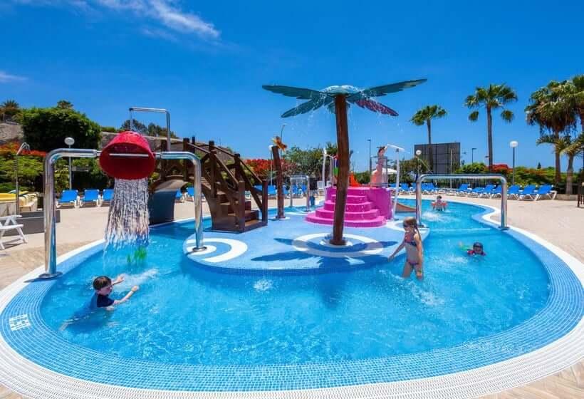 Hotel con piscina infantil en Tenerife