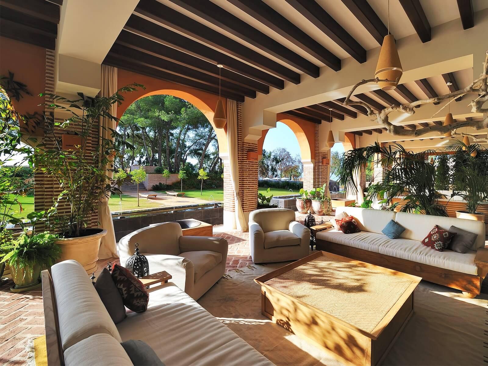 Mejor hotel con beach club en Marbella