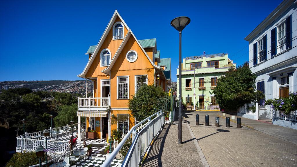 Where to stay in Valpraíso