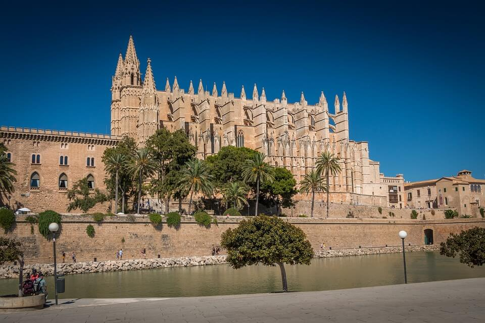 Best area to stay in Palma de Mallorca