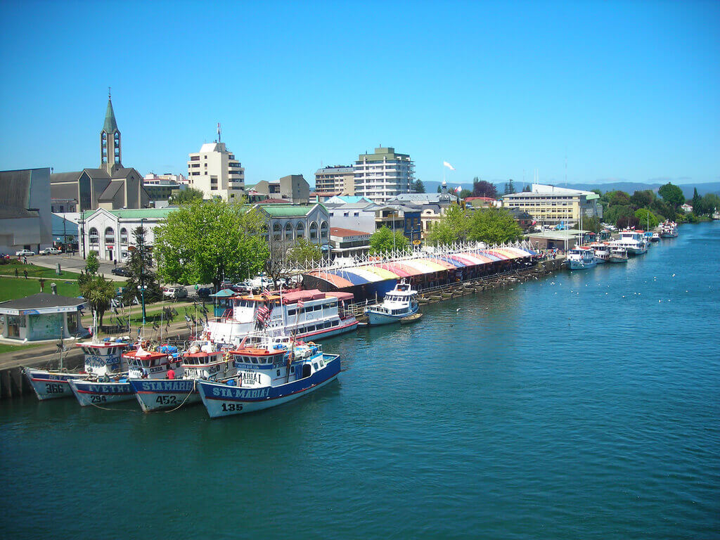 Where to stay in Valdivia