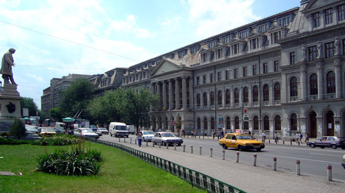 Bucharest university Bucharest