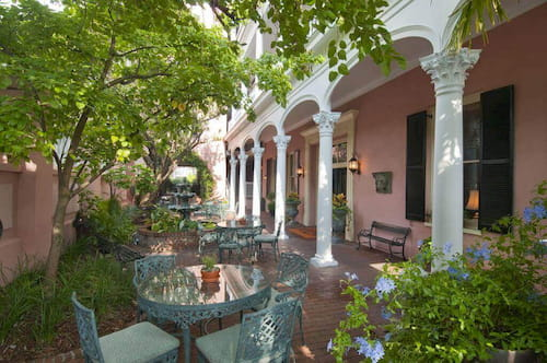Best area to stay in Charleston SC