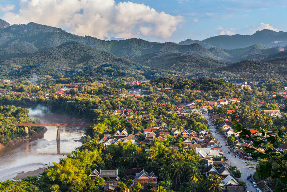 Best area to stay in Luang Prabang
