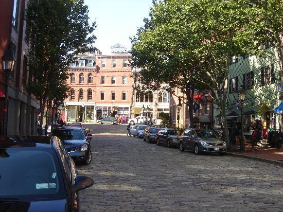 Best area to stay in Portland Maine