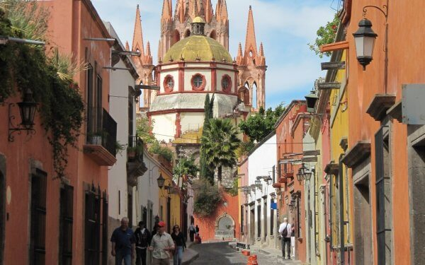 Where to stay in San Miguel de Allende