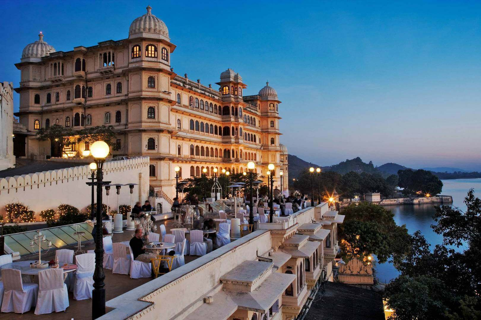 Best area to stay in Udaipur