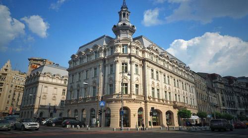 Victory Avenue Bucharest