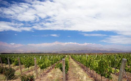 outskirts Mendoza