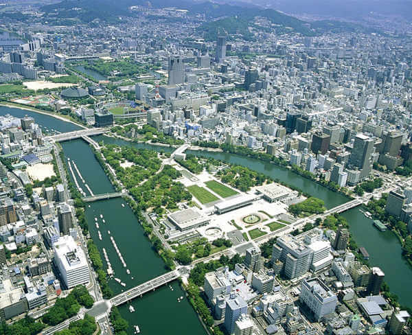 Best area to stay in Hiroshima