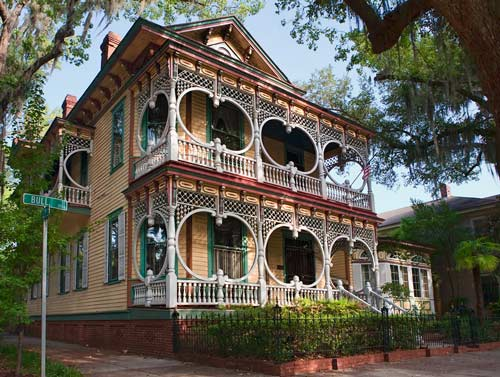 Historic District Savannah