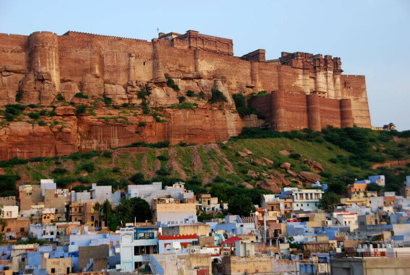 Best area to stay in Jodhpur
