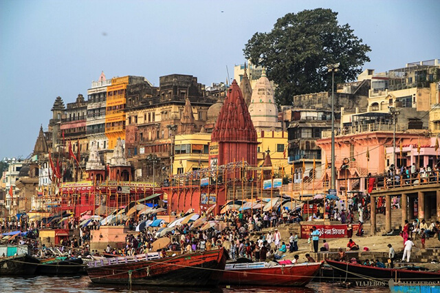 Best place to stay in Varanasi