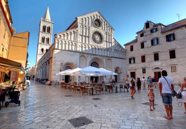 Best area to stay in Zadar