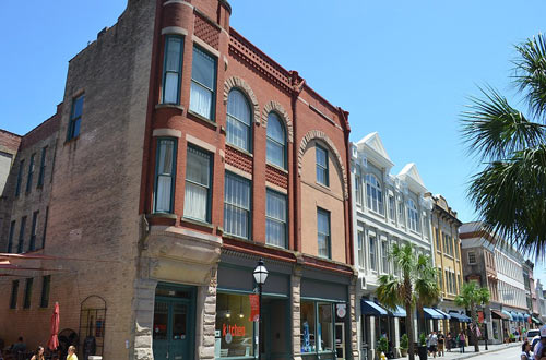 charleston Historical District