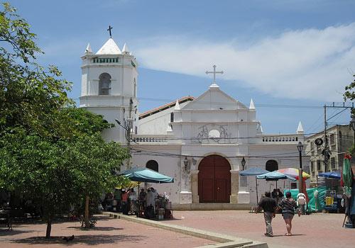 santa marta Old Town