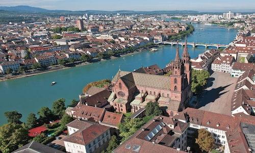 Dónde alojarse en Basilea