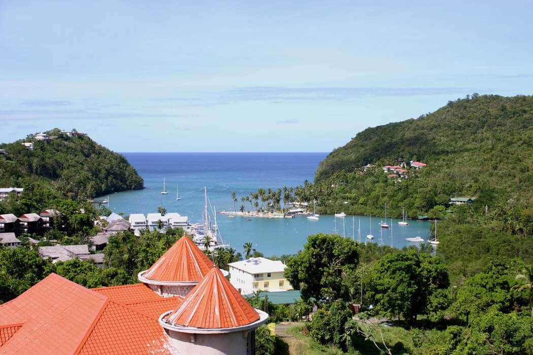 Where to stay in St Lucia